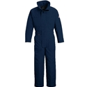 Nomex IIIA, Deluxe Insulated Coverall Navy Blue
